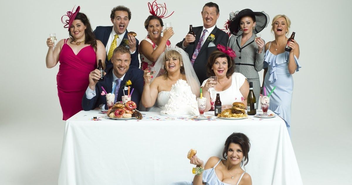 Corrie's Curly stars in Fat Friends The Musical