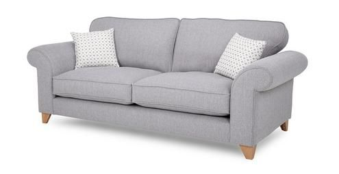 Angelic 3 Seater Sofa Angelic Dfs Comfortable Sofa Bed Deluxe Sofas 3 Seater Sofa