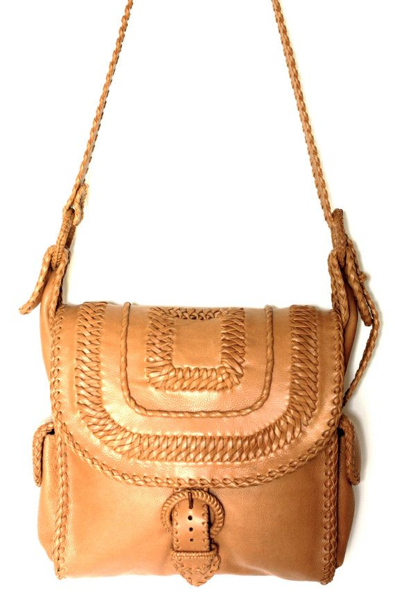 ae078151d TRAVEL CARRIEL / handwoven satchel in a classic style by iloveyolu, $1100.00