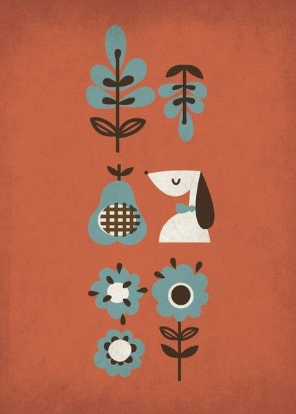 June Craft: Monsieur Norman