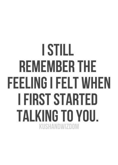 I Will Always Wonder If You Have Moments Where You Miss Talking To