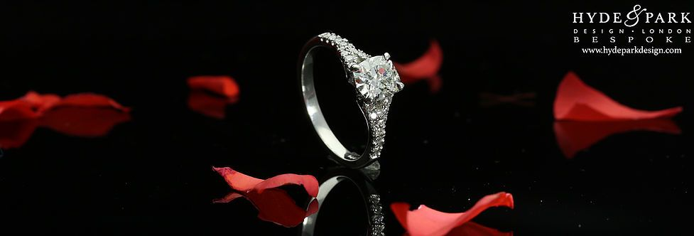 Bespoke Wedding Rings Engagement Rings and Eternity Rings Hand