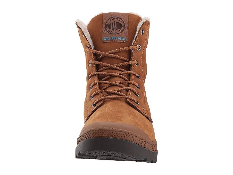 8f5e86b8051 Palladium Pampa Sport Cuff WPS Boots Mahogany/Chocolate | Products ...
