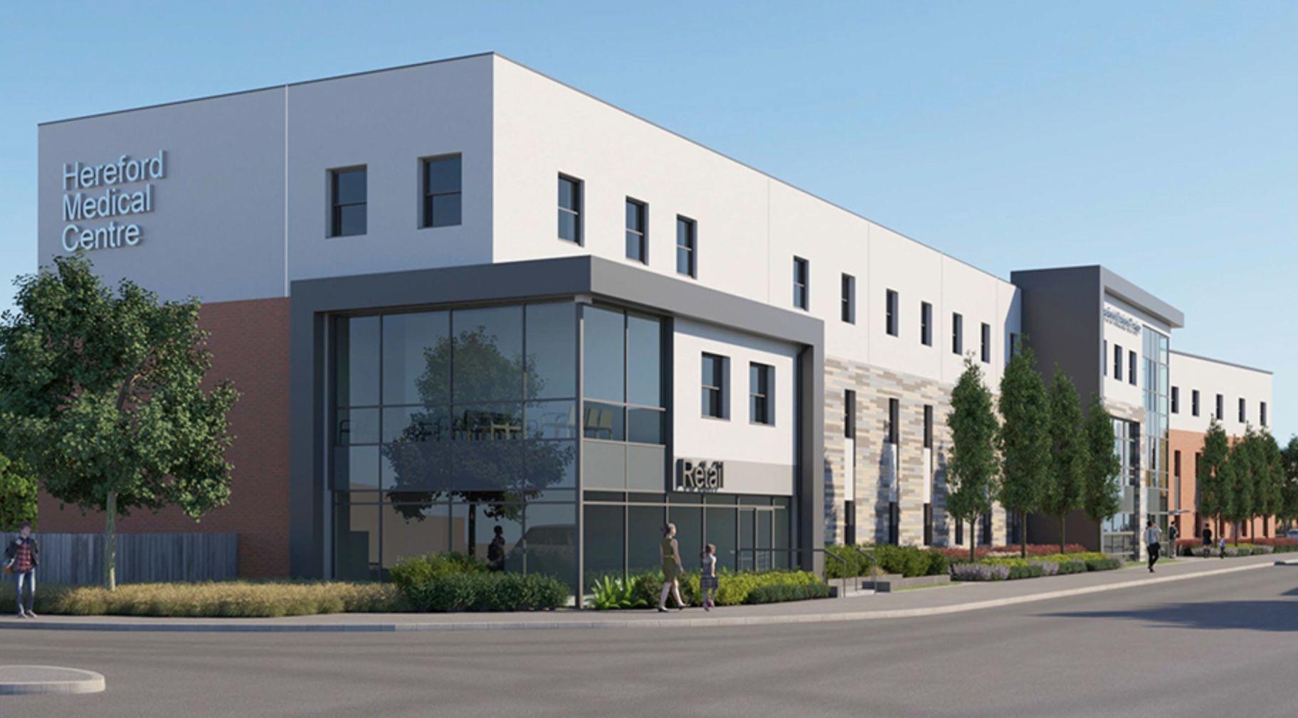 Interserve quits Prime NHS estates JV County hospital