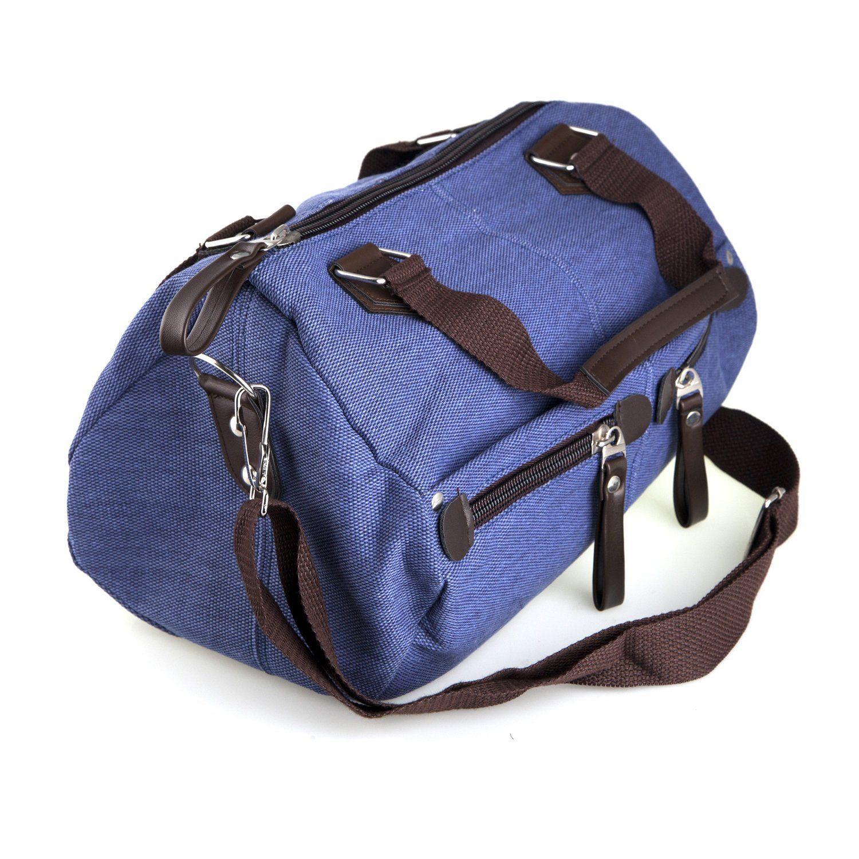 ... Sport Shoulder Bag for  online store e2735 e4b76 Bear Motion Collection  - Premium Canvas Duffel Bag, Gym Bag for ... e7cb51616c