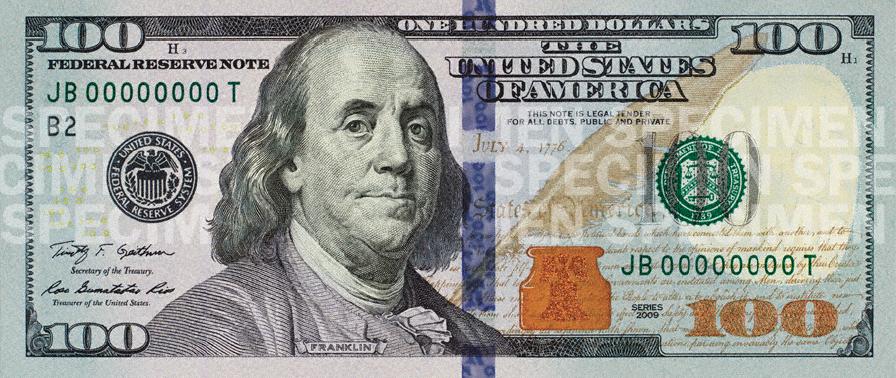 New 100 Bill Decrypted Nuclear Devastation 100 Dollar Bill Dollar Bill Time Value Of Money