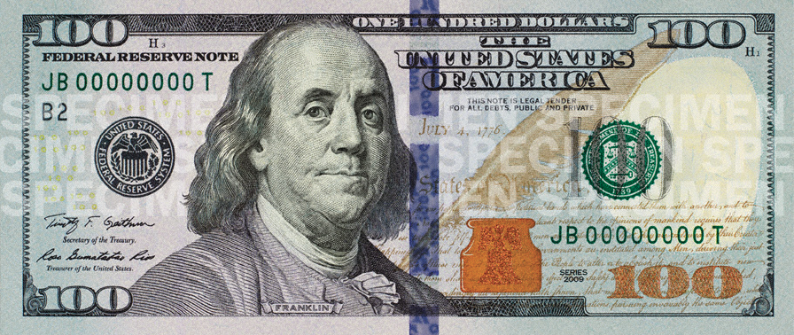 New 100 Bill Decrypted Nuclear Devastation 100 Dollar Bill Dollar Bill Money