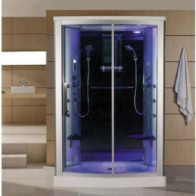 Eagle Bath Ws 803l Steam Shower Enclosure Unit Shower Enclosure Steam Shower Enclosure Steam Showers