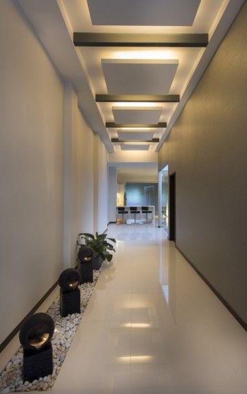 Asia 39 s guide to interior design home living ideas for Gips decor ceiling