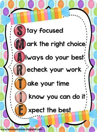 smartie poem test encouragement, Go To www.likegossip.com ... Smarties Test