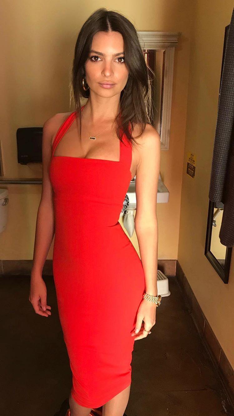 Nookie Boulevard Midi Dress Red   My Style   Red midi