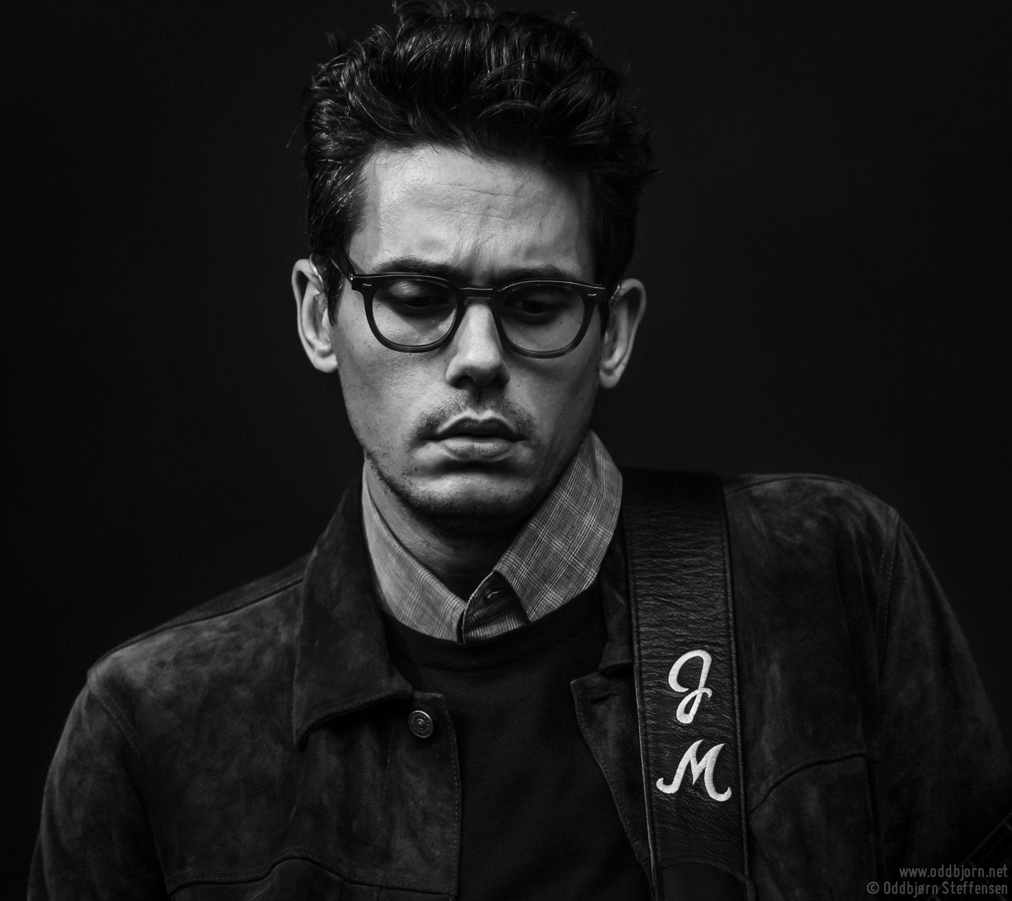 Beautiful John Mayer: Bergenfest 2014: John Mayer By Oddbjørn Steffensen On