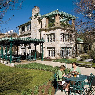 The Guenther House in San Antonio is a great place for breakfast.  Home of the founders of Pioneer Flour.  If you can find it in your grocery store the Pioneer brand gravy mixes are the best around.  Make it with 1/2 milk and 1/2 water for a richer taste.