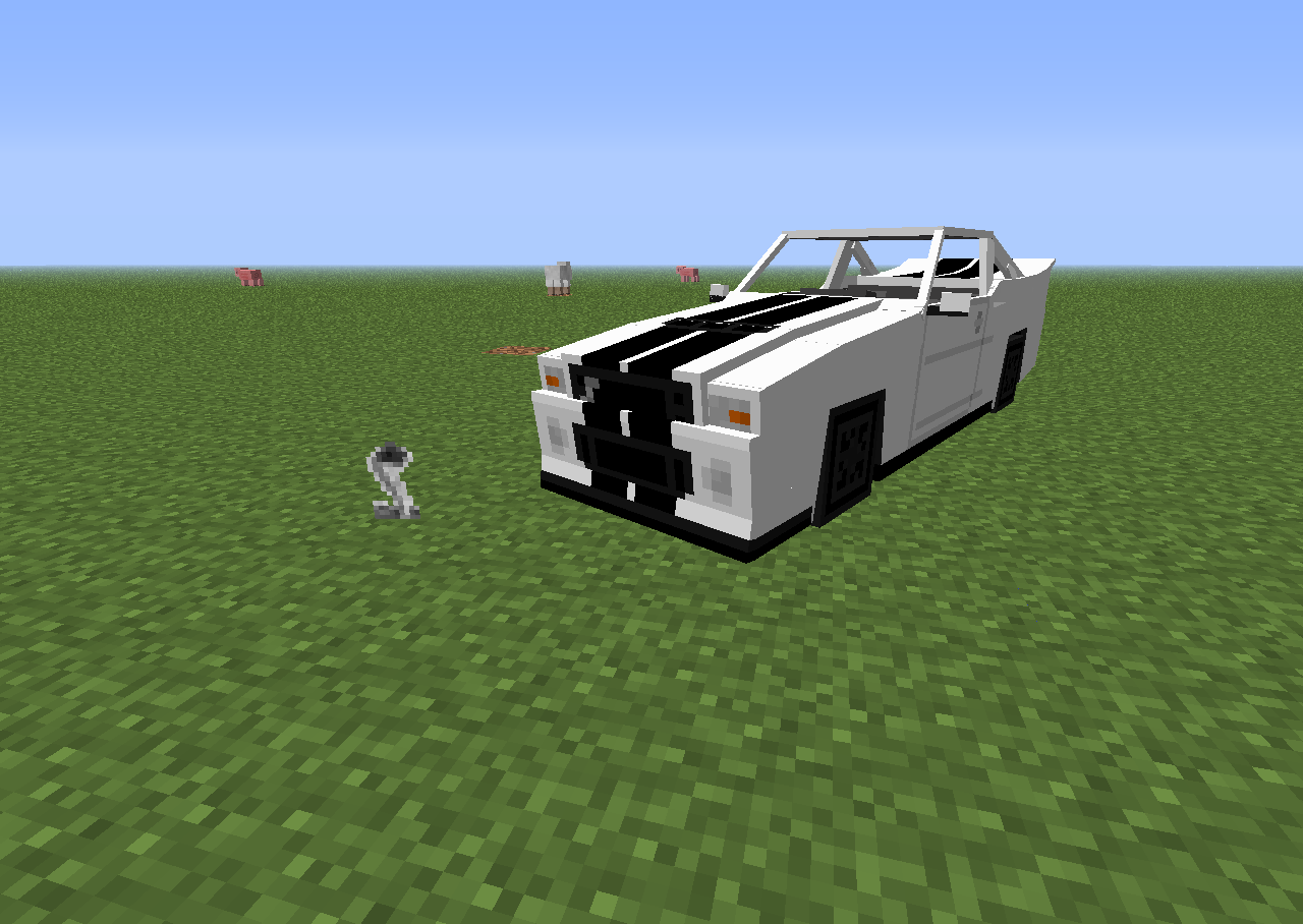 minecraft mods seeds and more Minecraft car, Car mods