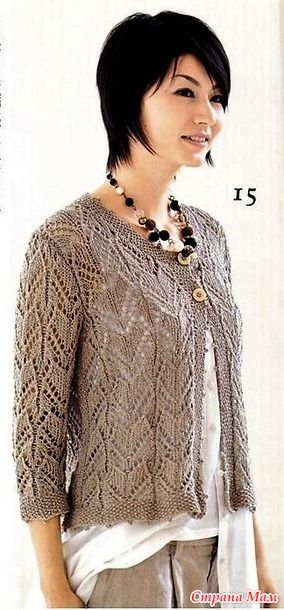 Let\'s knit series NV80112_ | Knitting/Crochet | Pinterest | Tejido ...