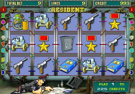 Игровые автоматы онлайн гривна