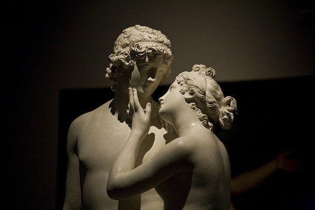 Antonio Canova; Adone e Venere (Adonis and Venus)