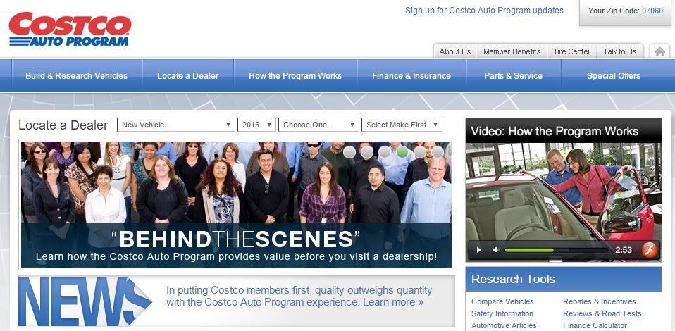 Costco auto insurance reviews warren in finance car
