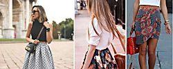 Ideas de outfits con falda en diferentes estilos, ¿con cuál te quedas?