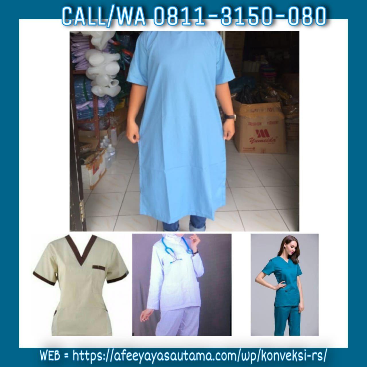 Baju Rumah Sakit