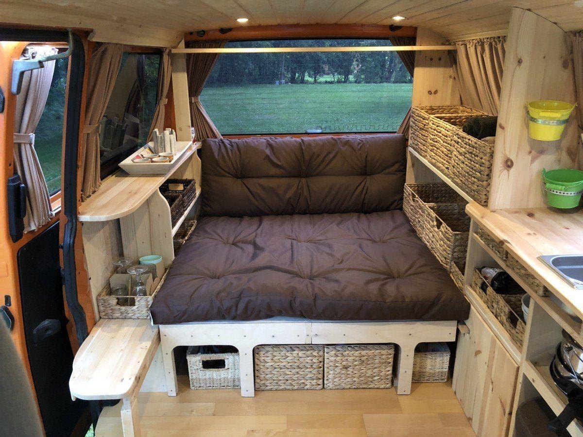 Vw T4 Camper Gesundheitshof Denker In 2020 T4 Camper Minivan Camping T4 Camper Interior Ideas