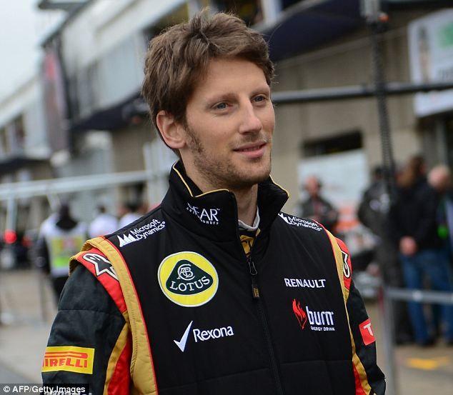 Resultado de imagen de Romain Grosjean
