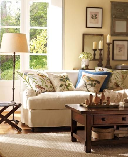 Benjamin Moore Colors For Your Living Room Decor: Benjamin Moore™ Paint Color: 218 Beach Haven