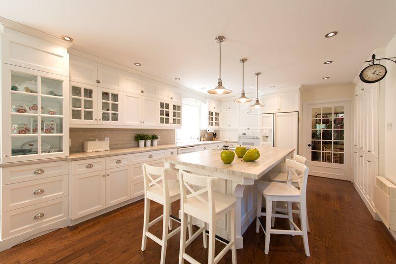 cuisine champetre cuisine chic dream home home decor decor et home. Black Bedroom Furniture Sets. Home Design Ideas