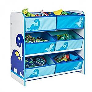 Dinosaurier Spielzeugregal Spielzeugkisten Mit Dino Motiv Dieses