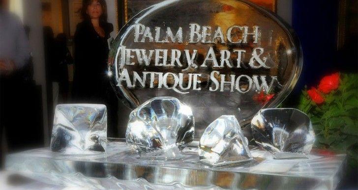 La Muestra de Joyería, Arte y Antiguedades de Palm Beach arranca el viernes 13 de febrero.