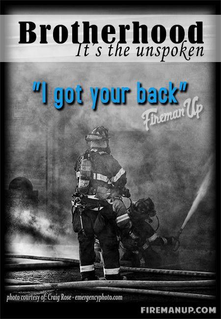 Firefighter brotherhood meaning essay