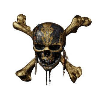 Pirates Of The Caribbean Skull Cross Bones Pirates Of The Caribbean Skulls Drawing Pirate Art