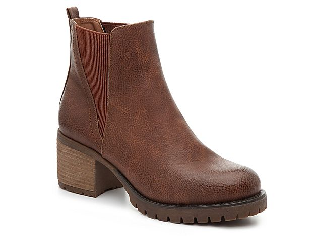 Women Jody Chelsea Boot - Black Friday Reveals -Cognac