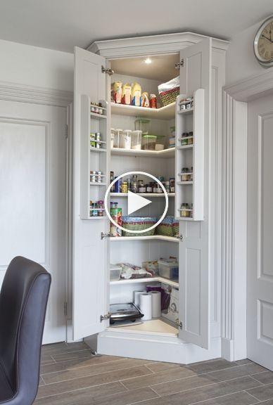 Nos armoires de cuisine sur mesure, disposent de rangées d ...