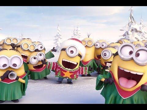 jingle bells minions minions christmas song merry christmas everyone - Minions Christmas Song