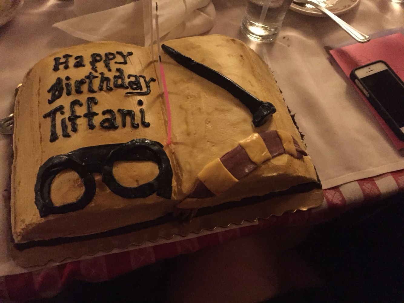 Harry Potter Cake From Publix Bakery On Treasure Island