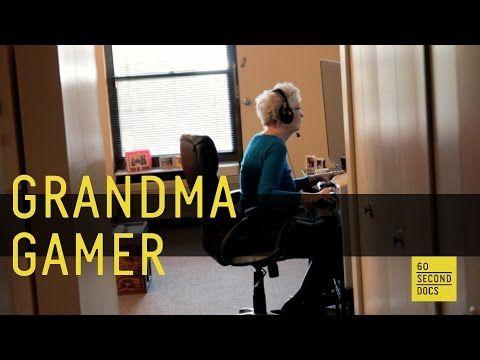 Grandma gamer