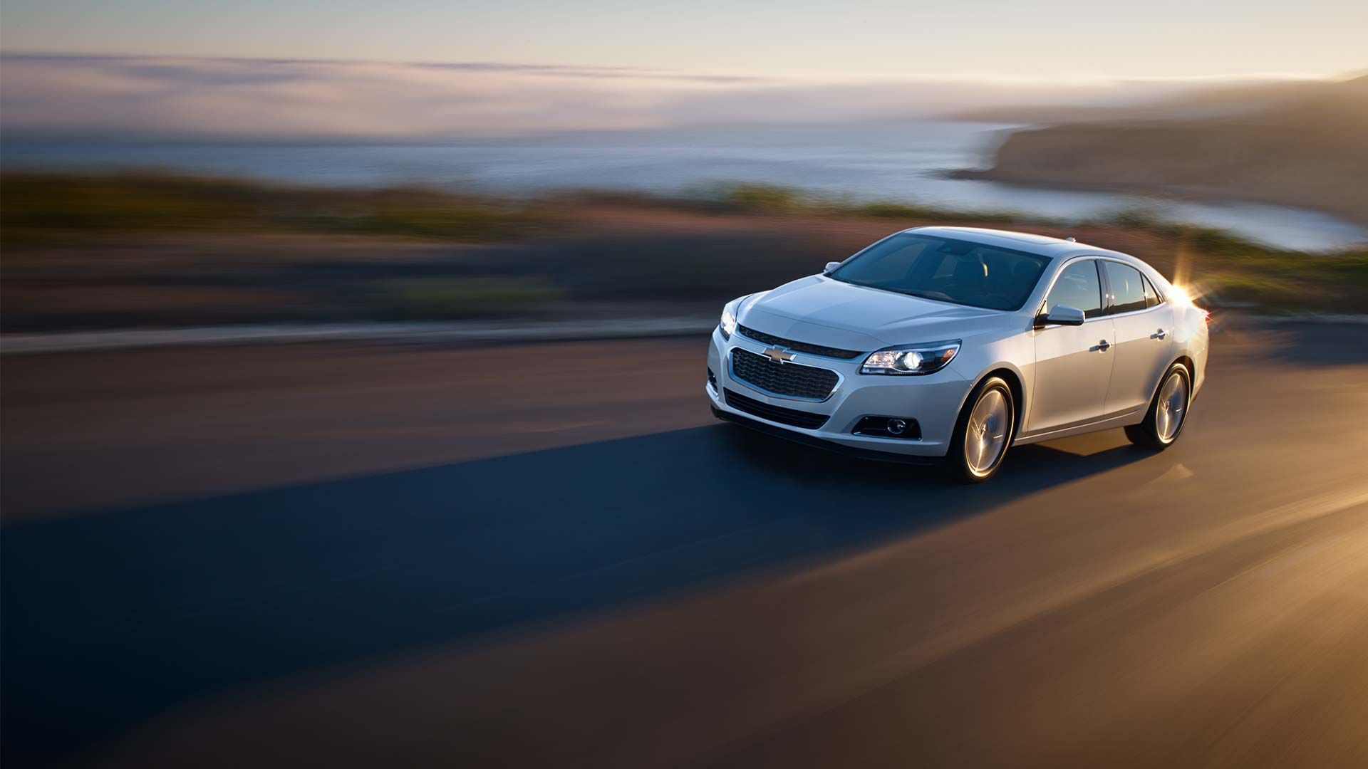 The 2015 Chevy Malibu Looks Great From Every Angle Chevrolet Malibu Malibu Car Mid Size Car