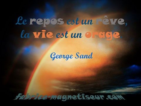 Citation Proverbe Repos Vie Risques George Sand Proverbes