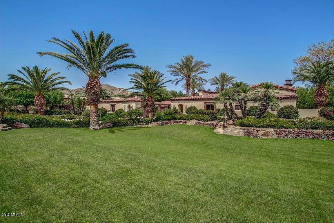Single Family Home for Sale at 6684 E Cactus Wren Road Paradise ...