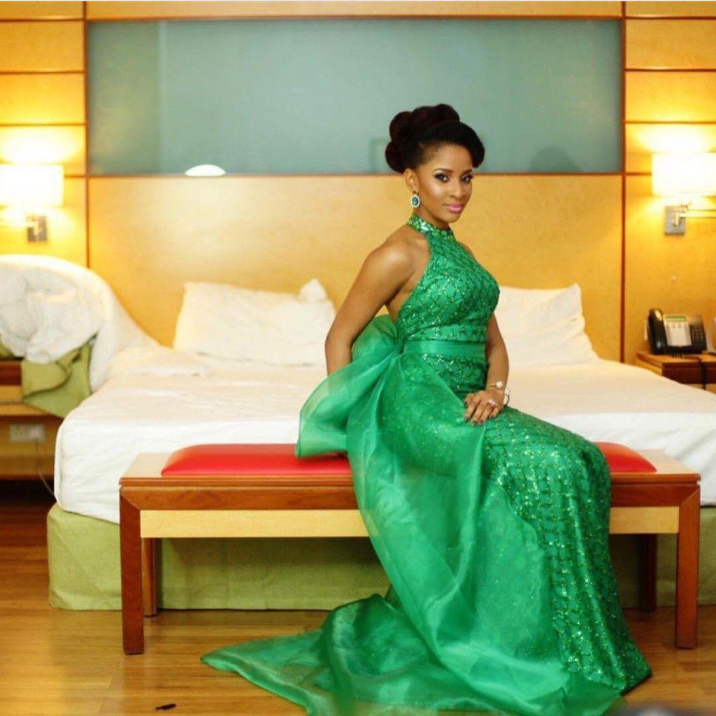 Chika ike chika ike shows off her new look diamond celebrities -  Amvca2016 Style Ini Edo Annie Idibia Uche Jombo Rukky Sanda