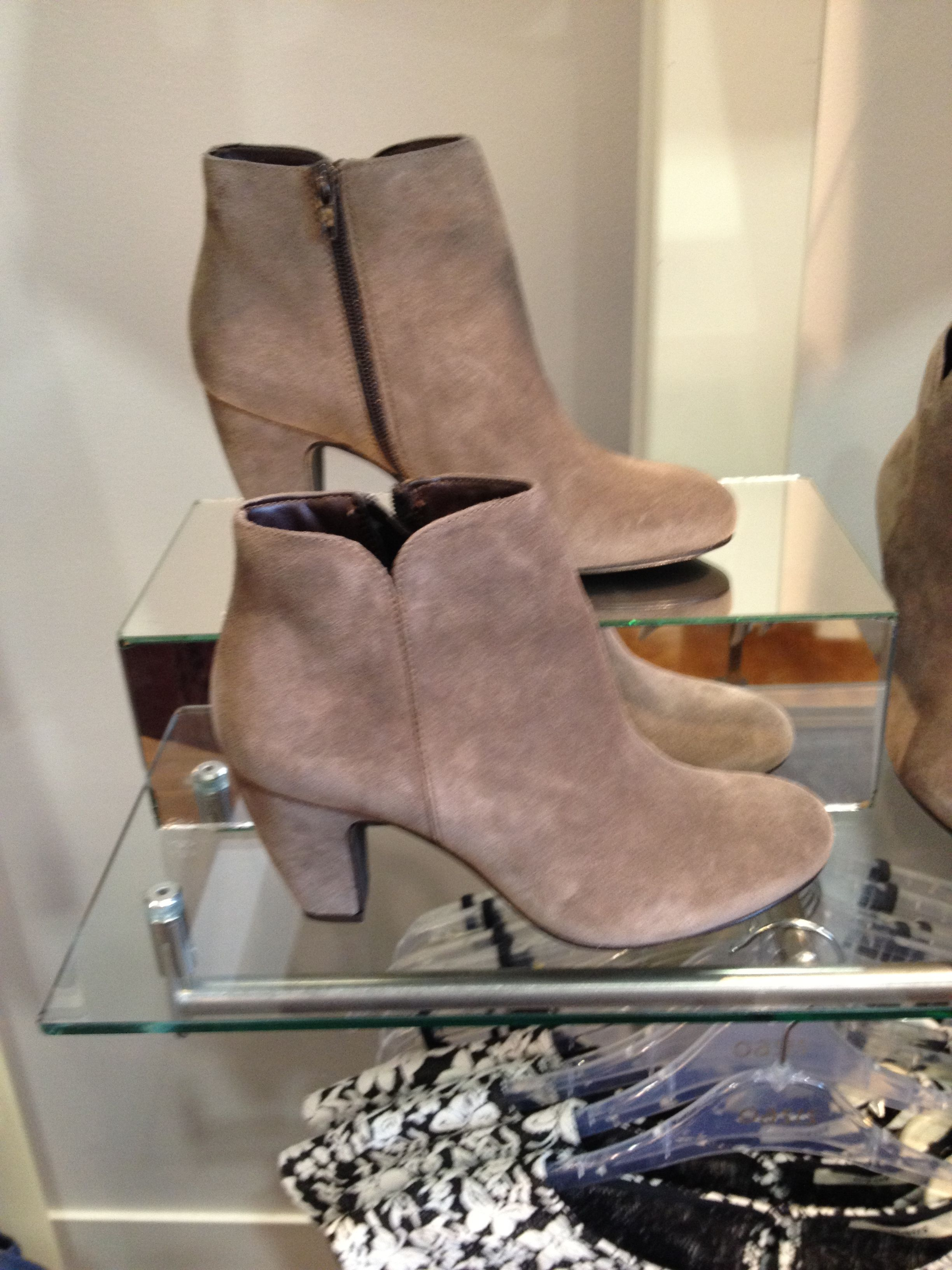 Oasis suede boots #AW13