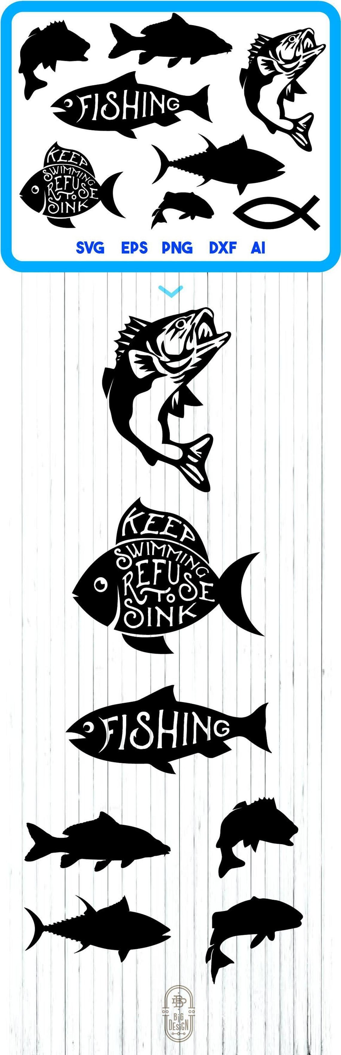 image 0 Fish silhouette, Silhouette, Clip art