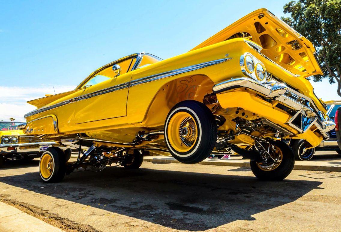 Lowrider Lowrider cars, Lowriders, Hydraulic cars
