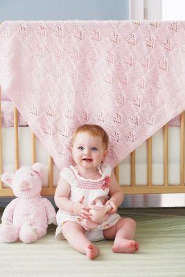 Heart Blanket
