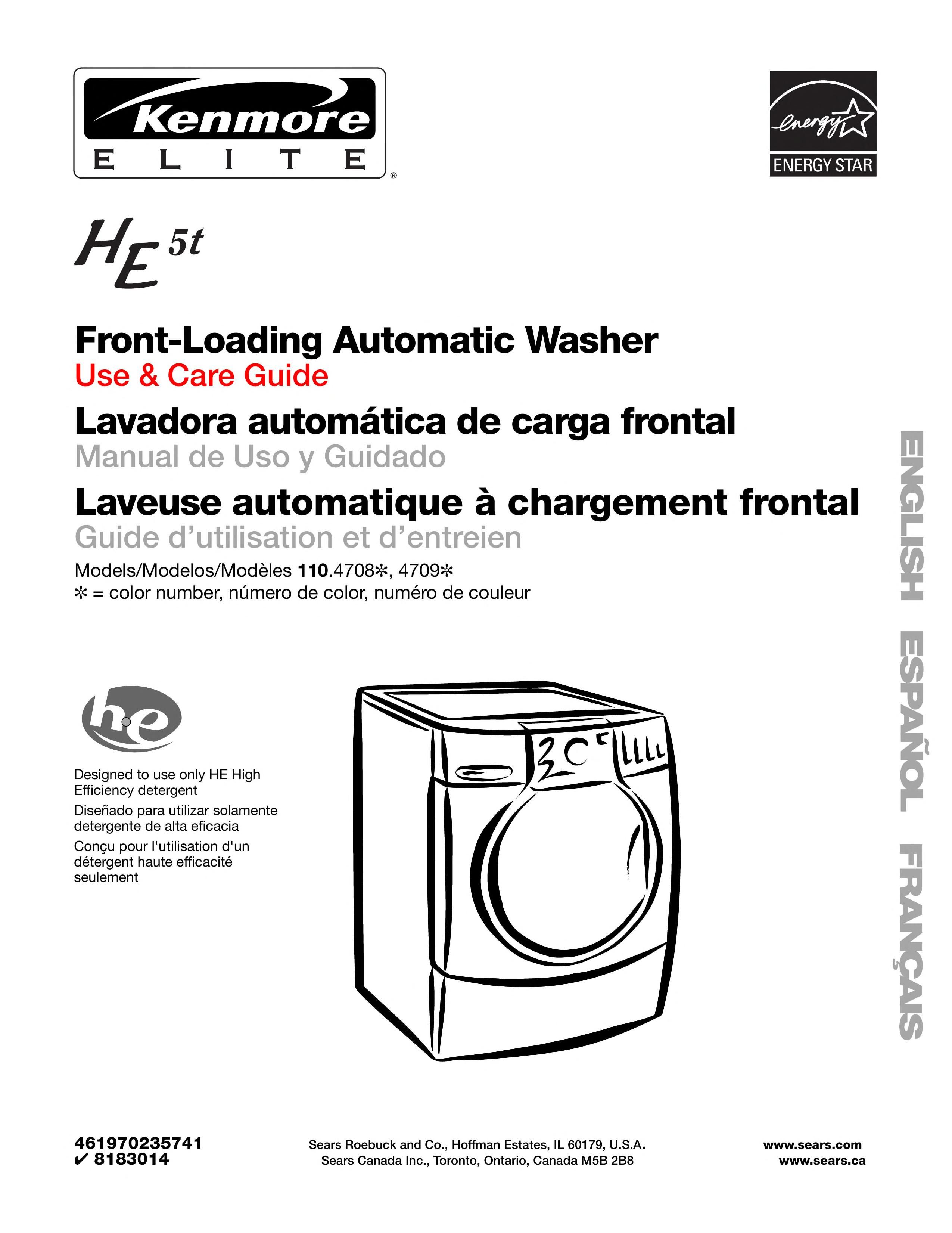 Kenmore Elite He5t Washer User Manual Kenmore Free Download Borrow And Streaming Internet Archive Kenmore Elite Kenmore User Manual