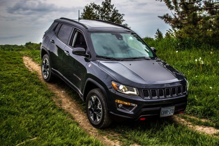 2017 Jeep Compass Trailhawk Review Jeep Compass 2017 Jeep Compass Jeep
