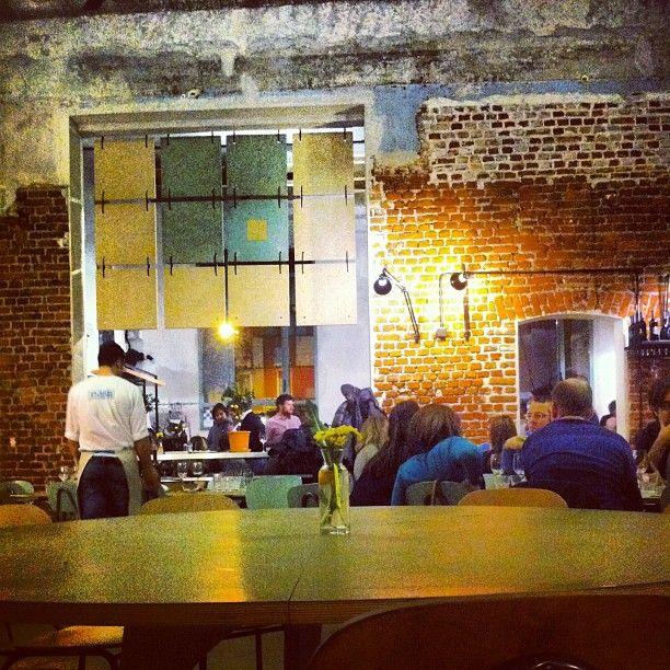 Un Posto a Milano ¦ Cascina, Restaurant