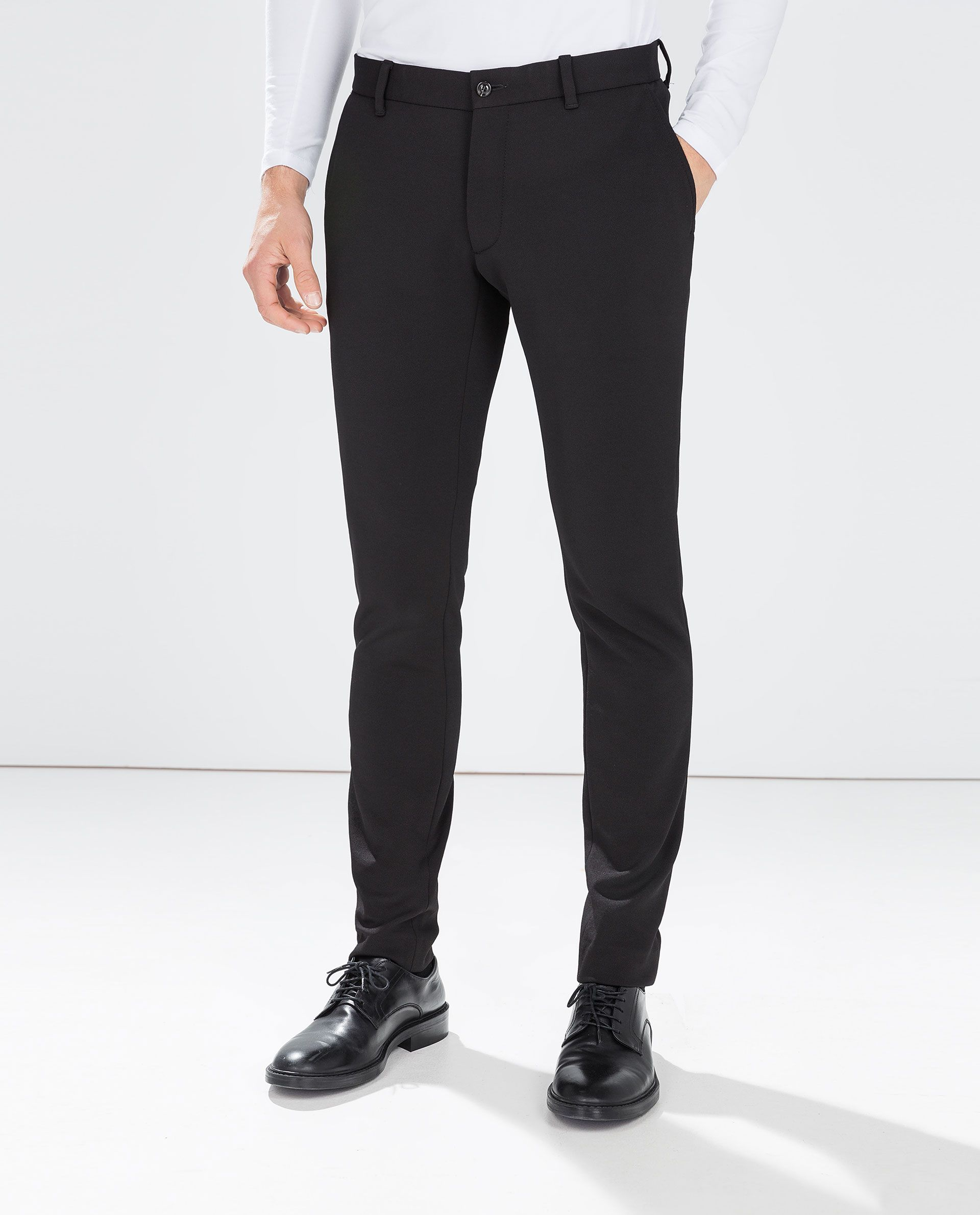 Pantalon Hombre Hombre Zara Zara Hombre Pantalon Zara
