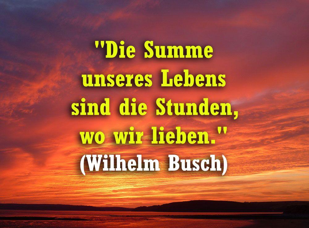 Image Result For Liebeszitate Wilhelm Busch